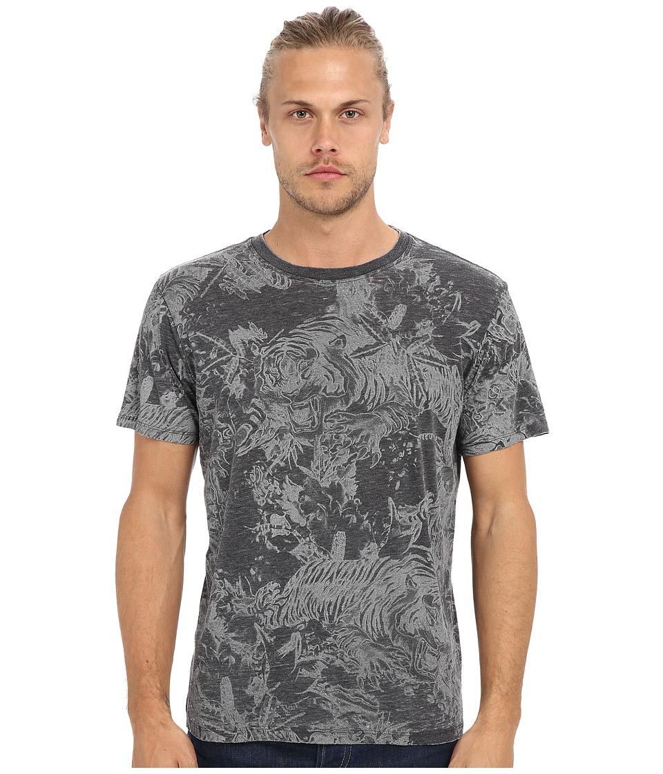 Diesel - T-Joe-AJ T-Shirt (Black) Men