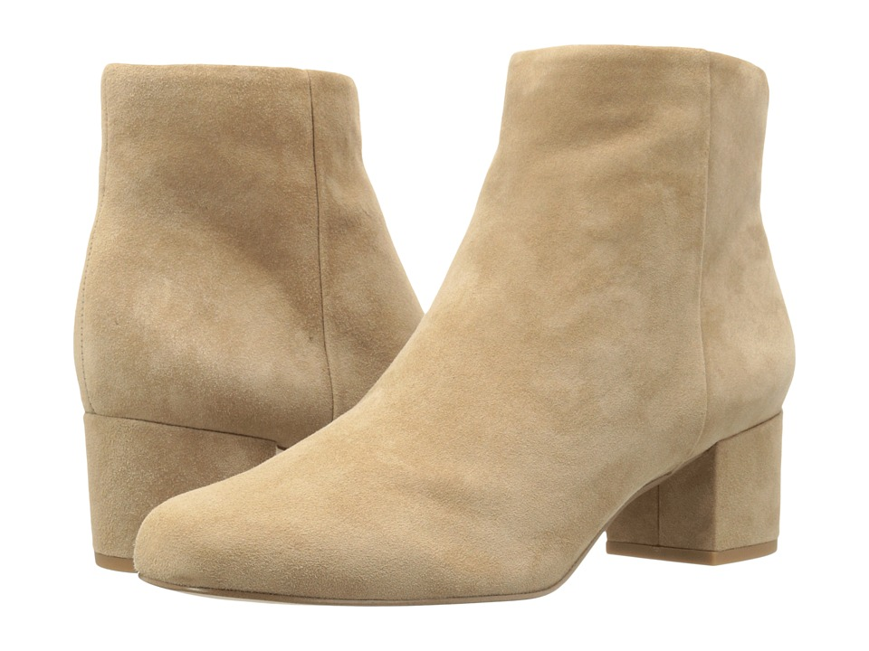 Sam Edelman - Edith (Oatmeal Suede Leather) Women