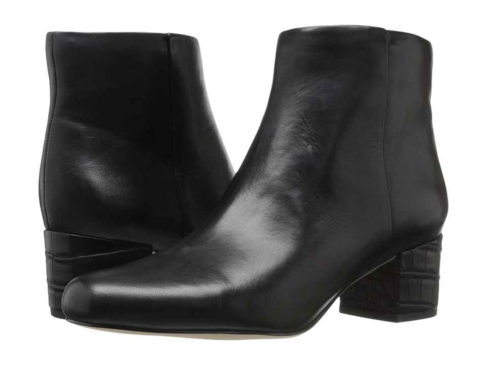Sam Edelman - Edith (Black Modena Calf Leather) Women