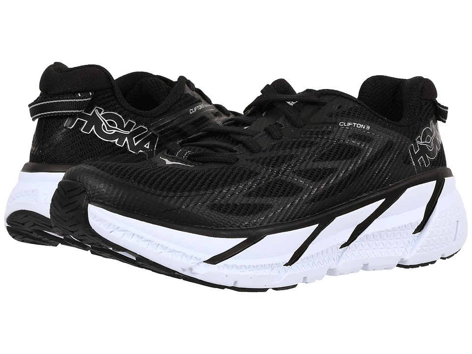 Hoka One One Clifton 3 (Black/Anthracite) Women