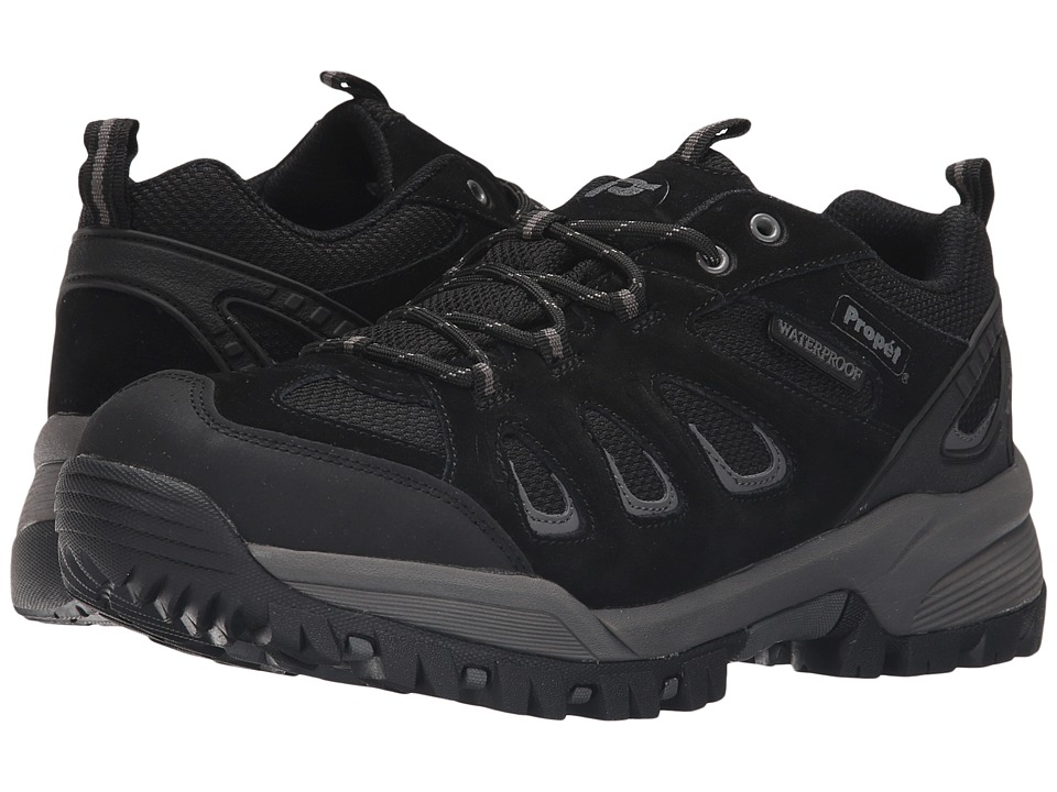 Propet - Ridge Walker Low (Black) Men