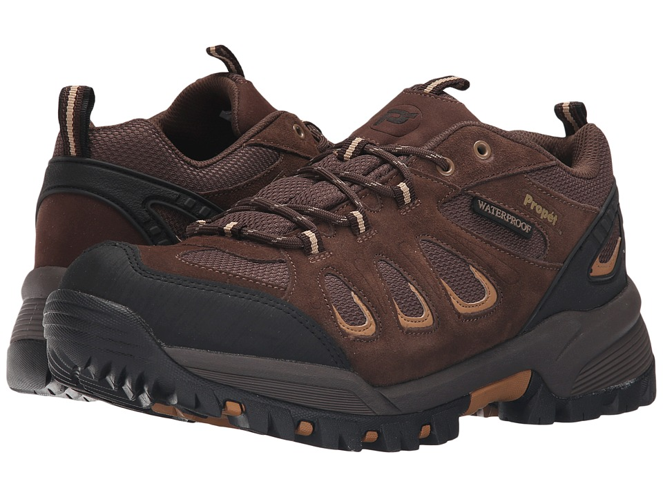 Propet - Ridge Walker Low (Brown) Men