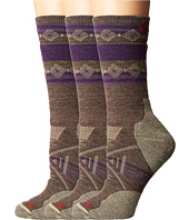 Smartwool - PhD Outdoor Medium Pattern Crew 3-Pair Pack