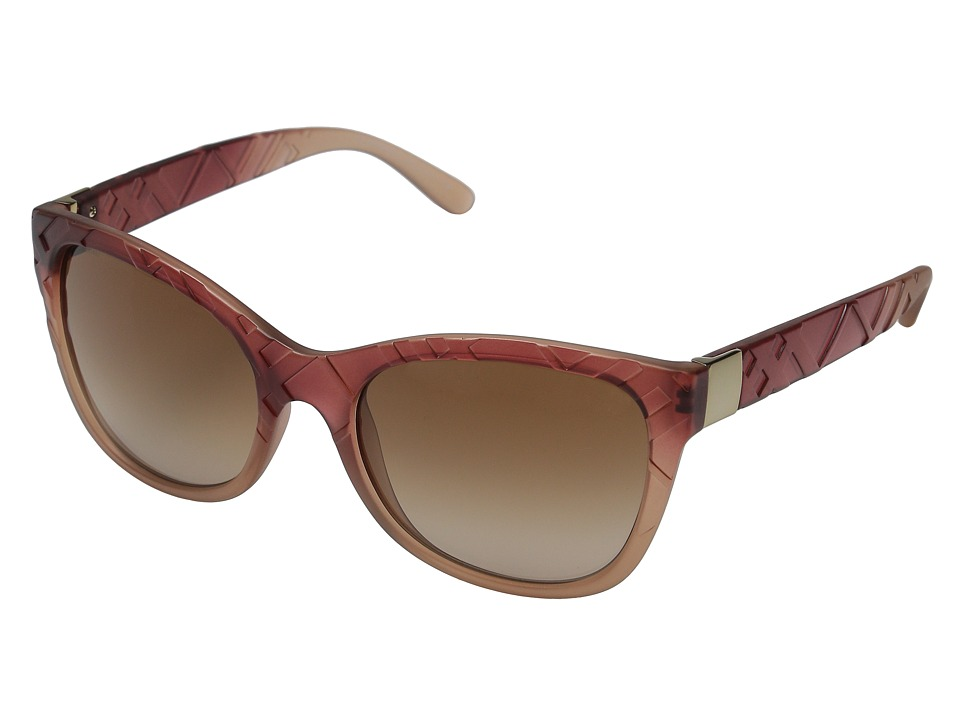 Burberry 0BE4219 Matte Red/Pink Fashion Sunglasses