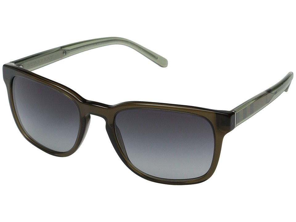Burberry 0BE4222 Olive Fashion Sunglasses