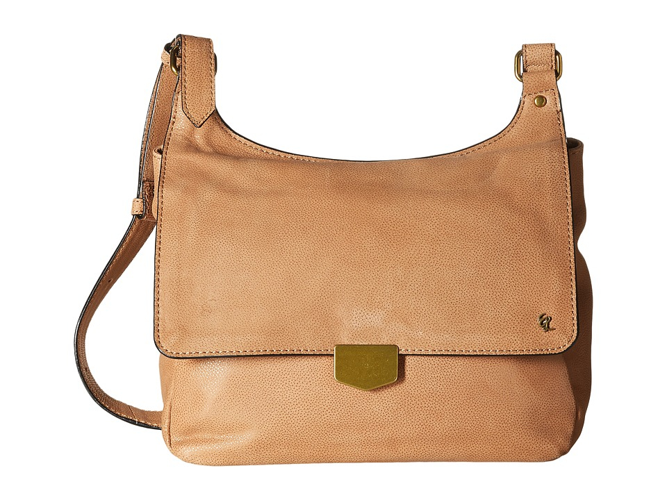 Elliott Lucca - Lia City Saddle Bag (Almond) Bags