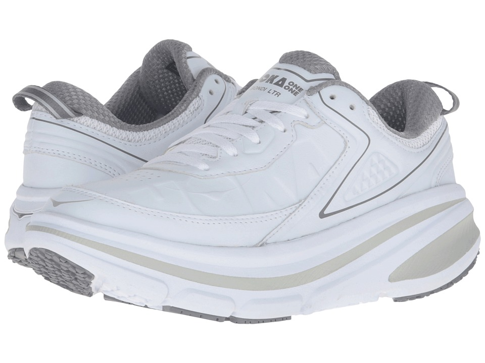 Hoka One One Bondi LTR (White) Women