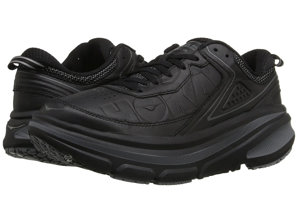 Hoka One One - Bondi LTR (Black) Women's Shoes