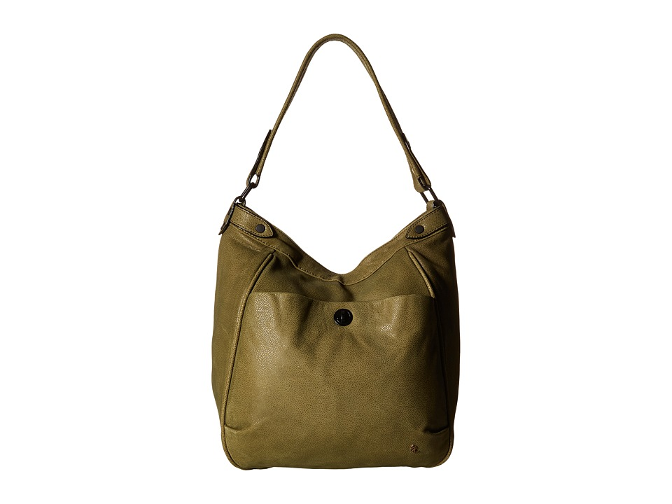 Elliott Lucca - Cerise Bucket Hobo (Martini) Hobo Handbags