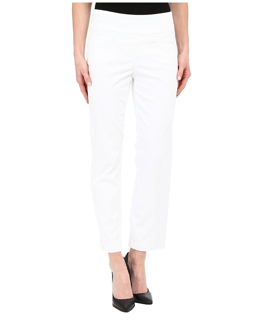 Miraclebody Jeans Andie 28 Ankle Pull On Pants White Womens Casual Pants