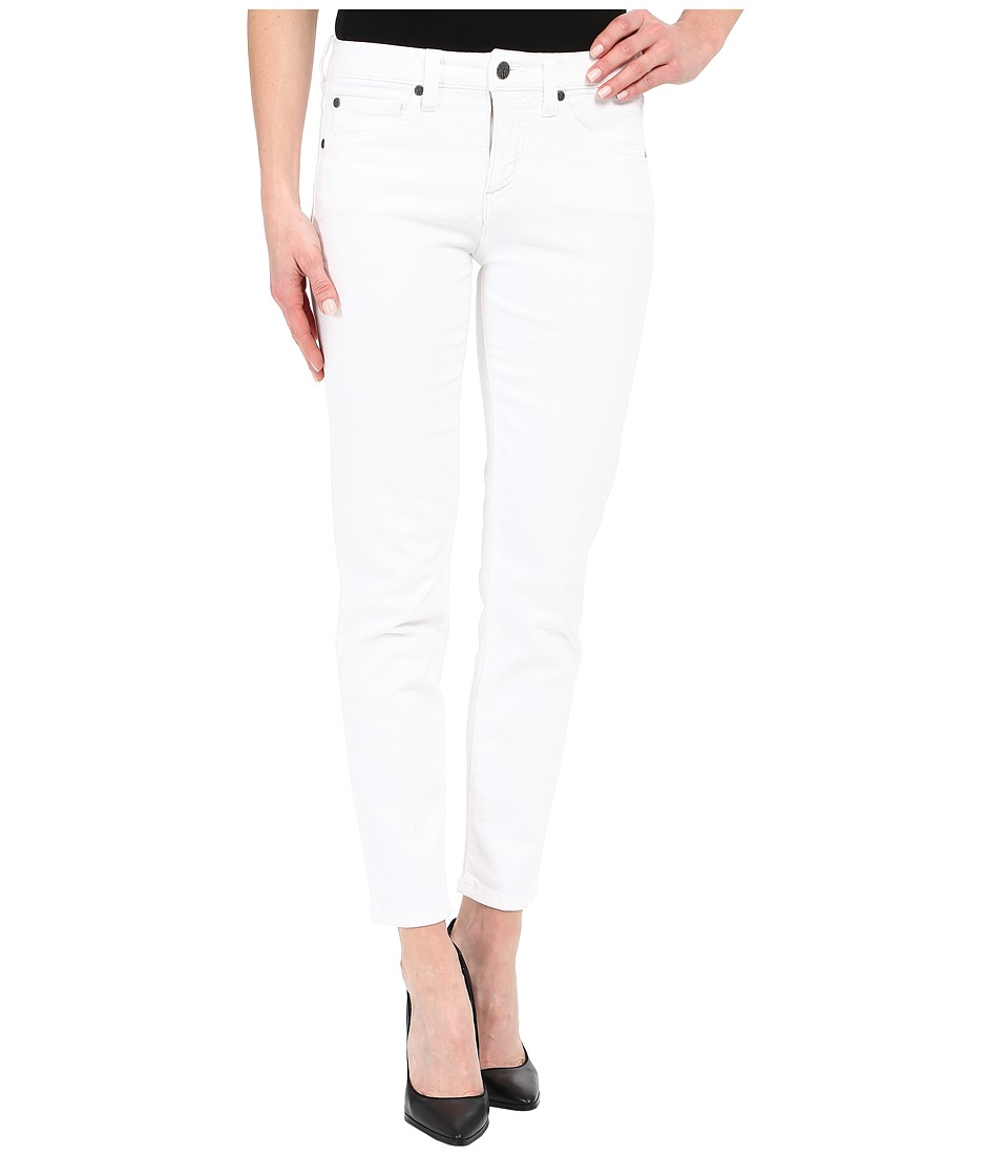 Miraclebody Jeans Sandra D. 28 Skinny Ankle Jeans in Blanco White Blanco White Womens Jeans