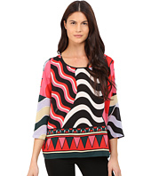 M Missoni - Abstract Top