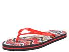 M Missoni - Flip Flops (Red)