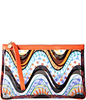 M Missoni - Clear Circus Pouch