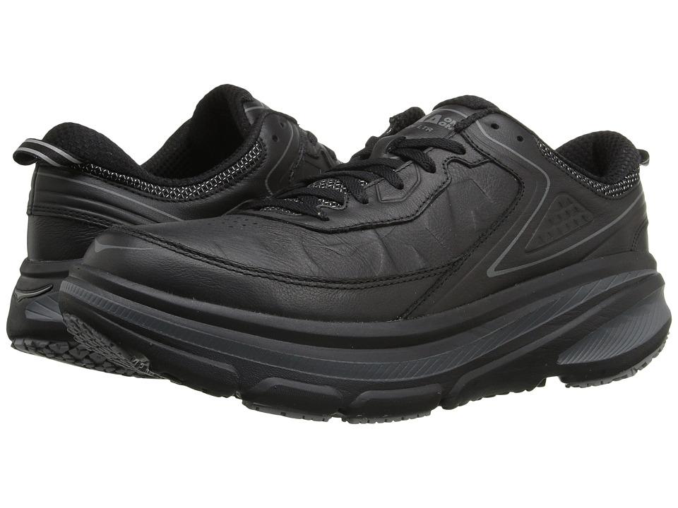 Hoka One One - Bondi LTR (Black) Mens Shoes