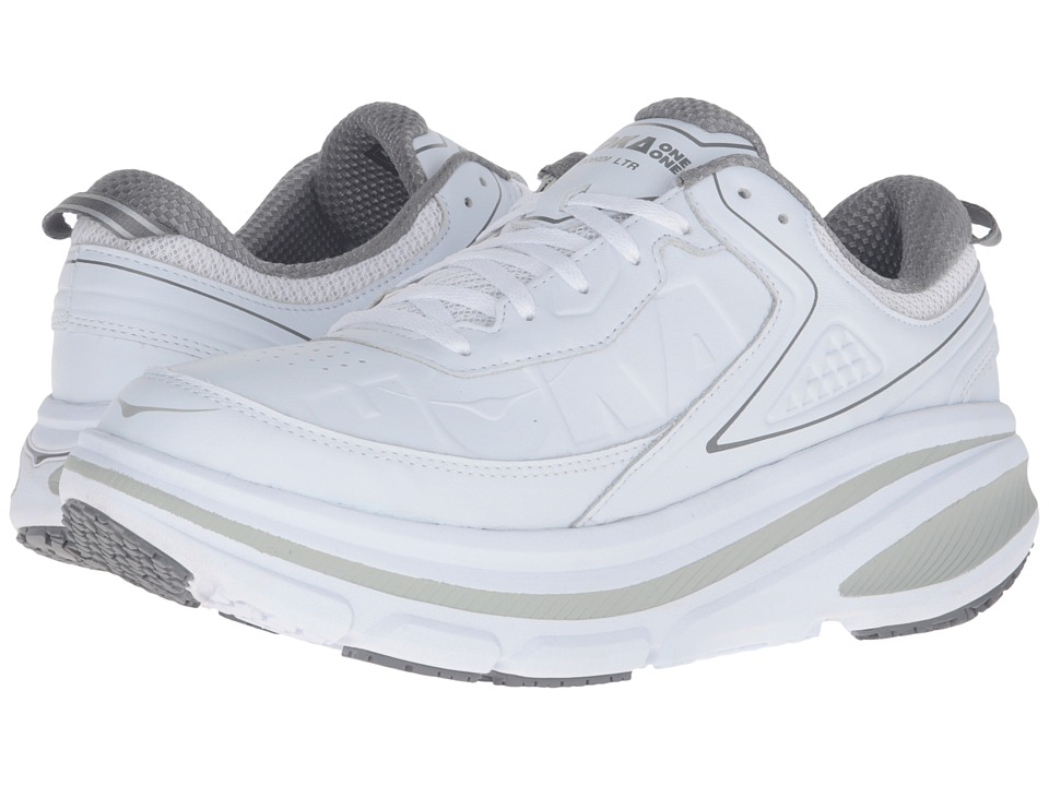 Hoka One One - Bondi LTR (White) Men's Shoes