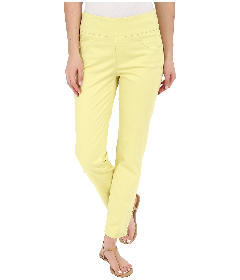 Miraclebody Jeans Andie 28 Ankle Pull On Pants Pistachio Green Womens Casual Pants