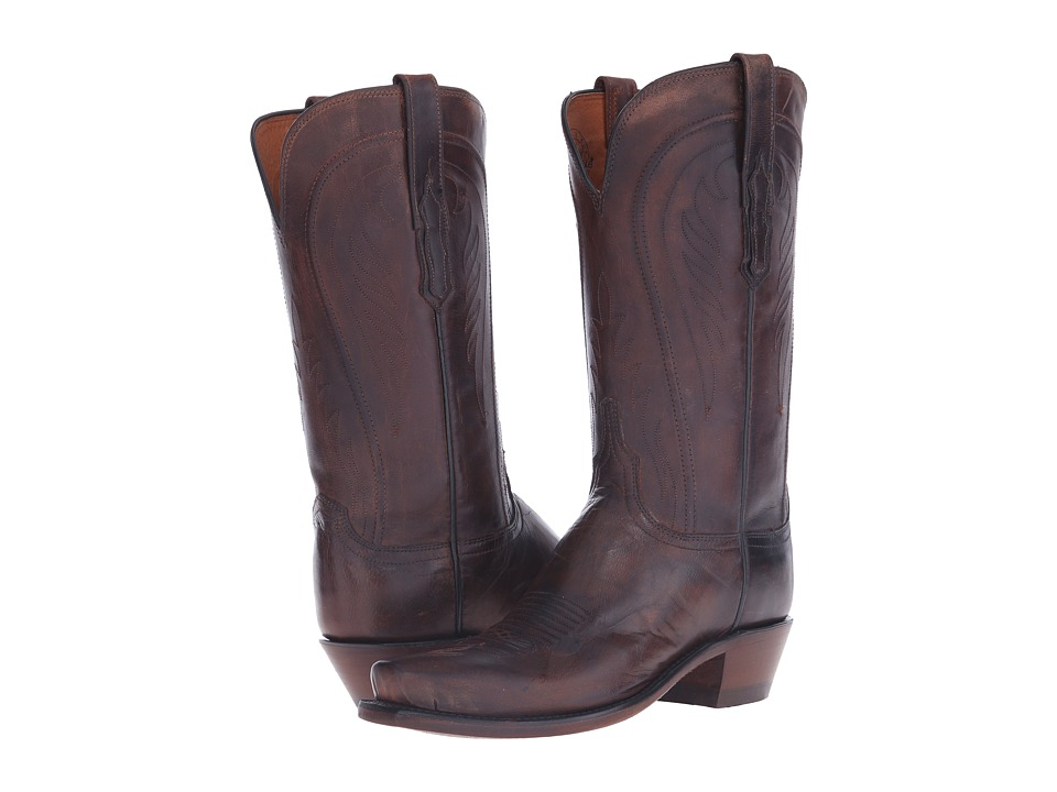 Lucchese - Willa (Peanut Brittle) Cowboy Boots