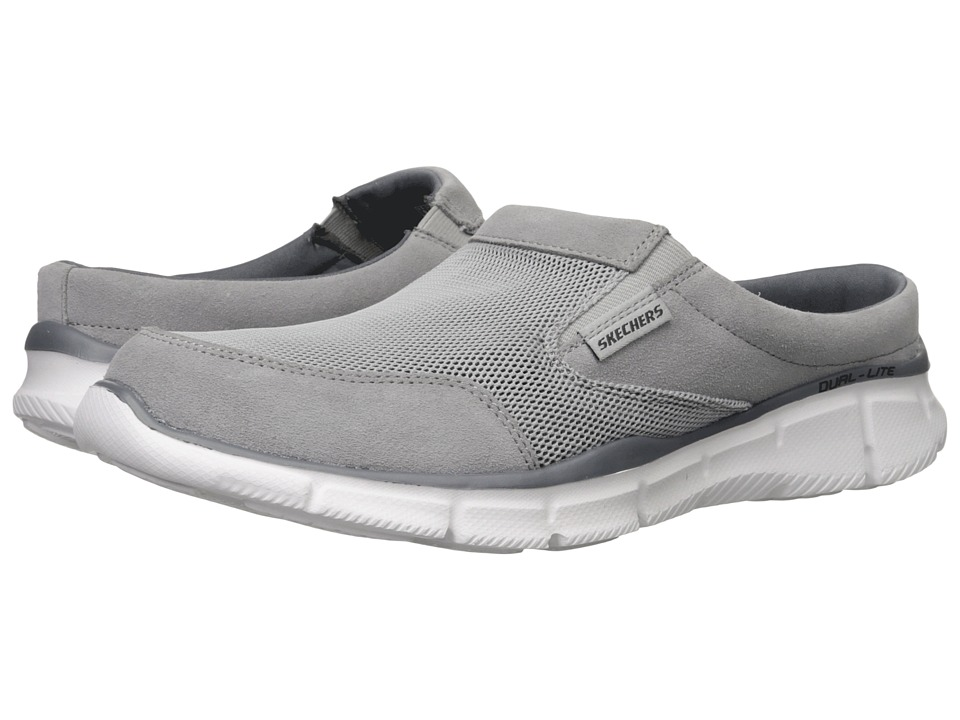 SKECHERS - Equalizer Coast To Coast (Gray) Men