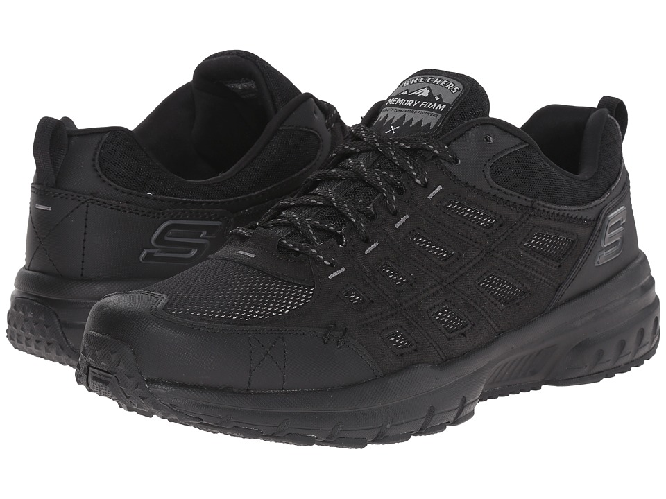 SKECHERS Geo Trek (Black) Men