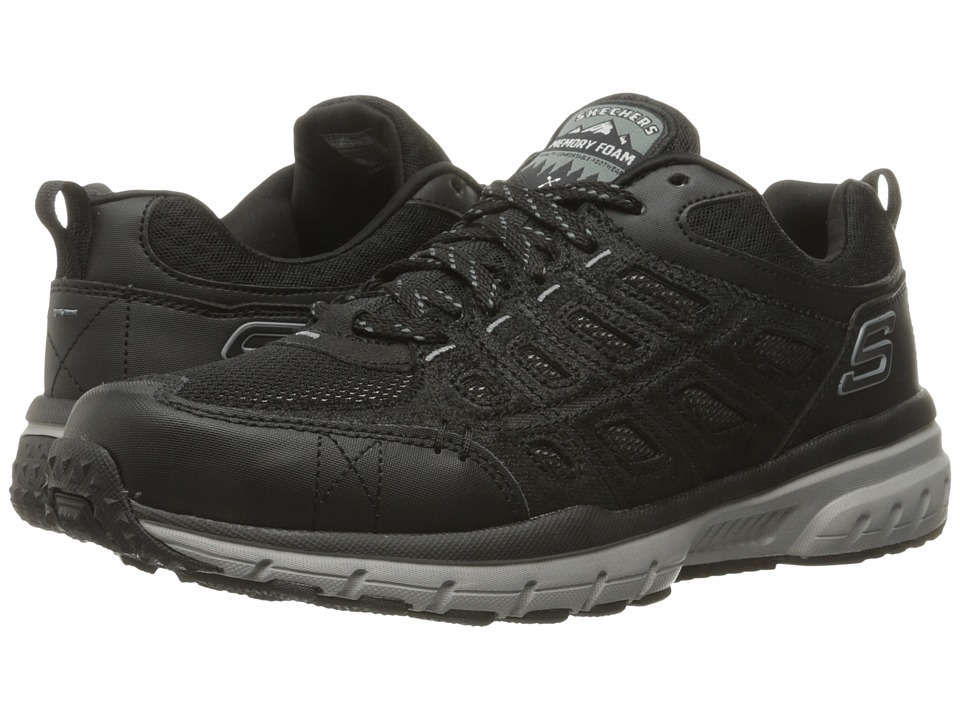 SKECHERS Geo Trek (Brown/Black) Men