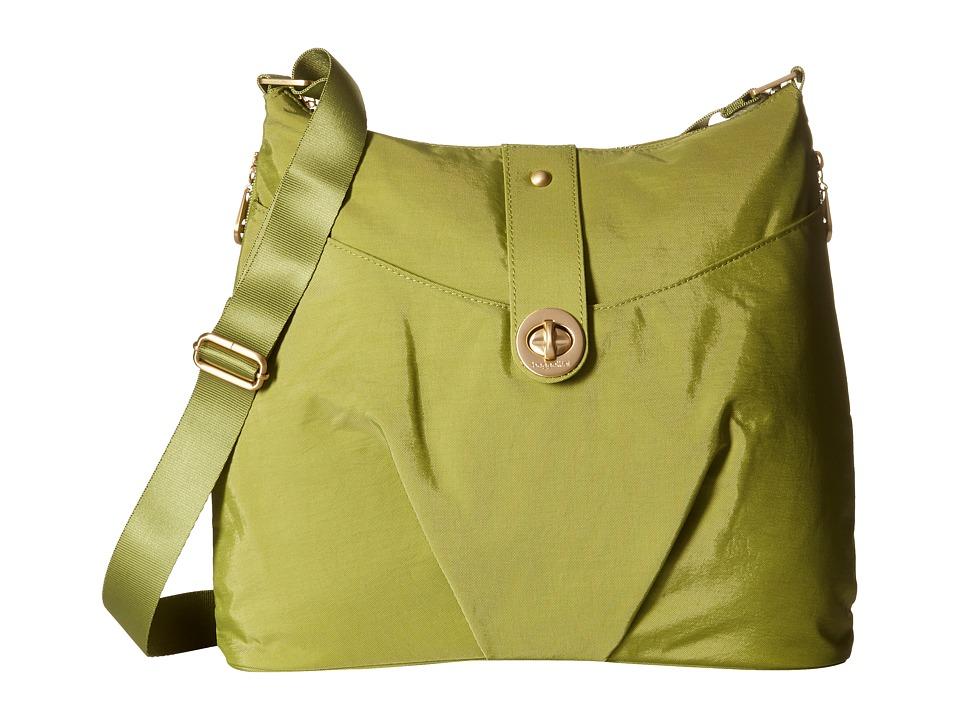 Baggallini Gold Helsinki Bag Cactus Handbags