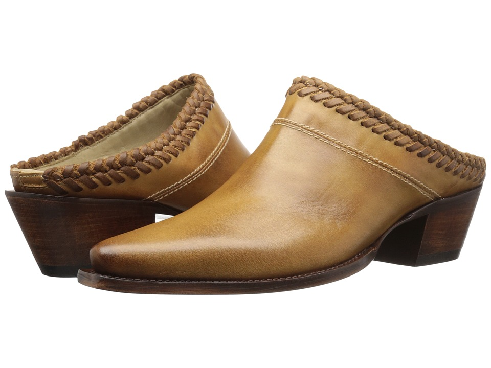Lucchese Mimi (Golden Tan) Cowboy Boots