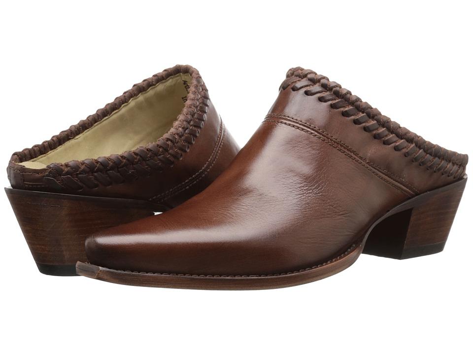 Lucchese Mimi (Mahogany) Cowboy Boots