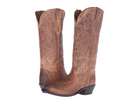 Lucchese Patsy - Tan