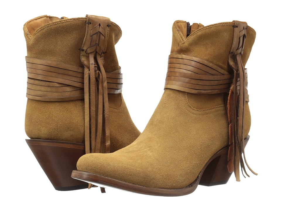 Lucchese Robyn (Light Tan) Cowboy Boots