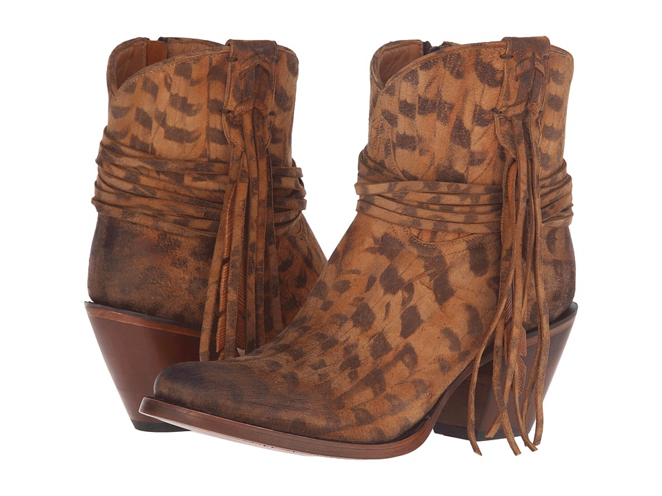 Lucchese - Robyn (Tan) Cowboy Boots