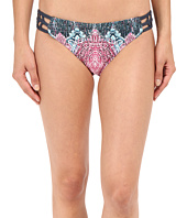Lucky Brand - Midnight Paisley Basic Bottom