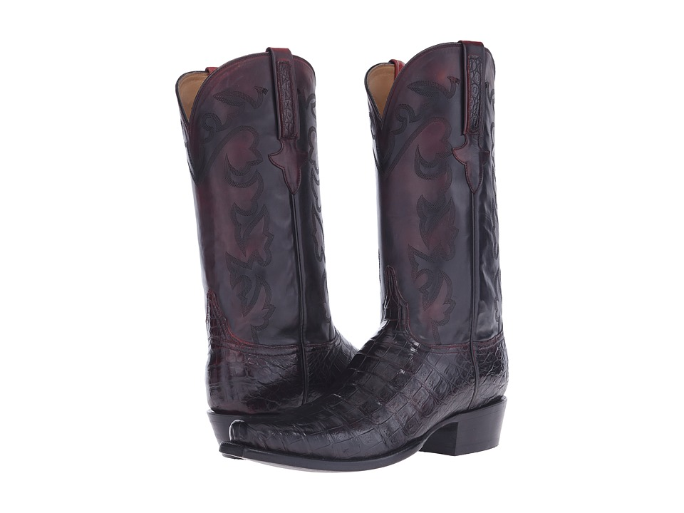 GY1050.73 (Black Cherry) Cowboy Boots