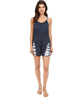 Lucky Brand - Hazy Day Romper Cover-Up