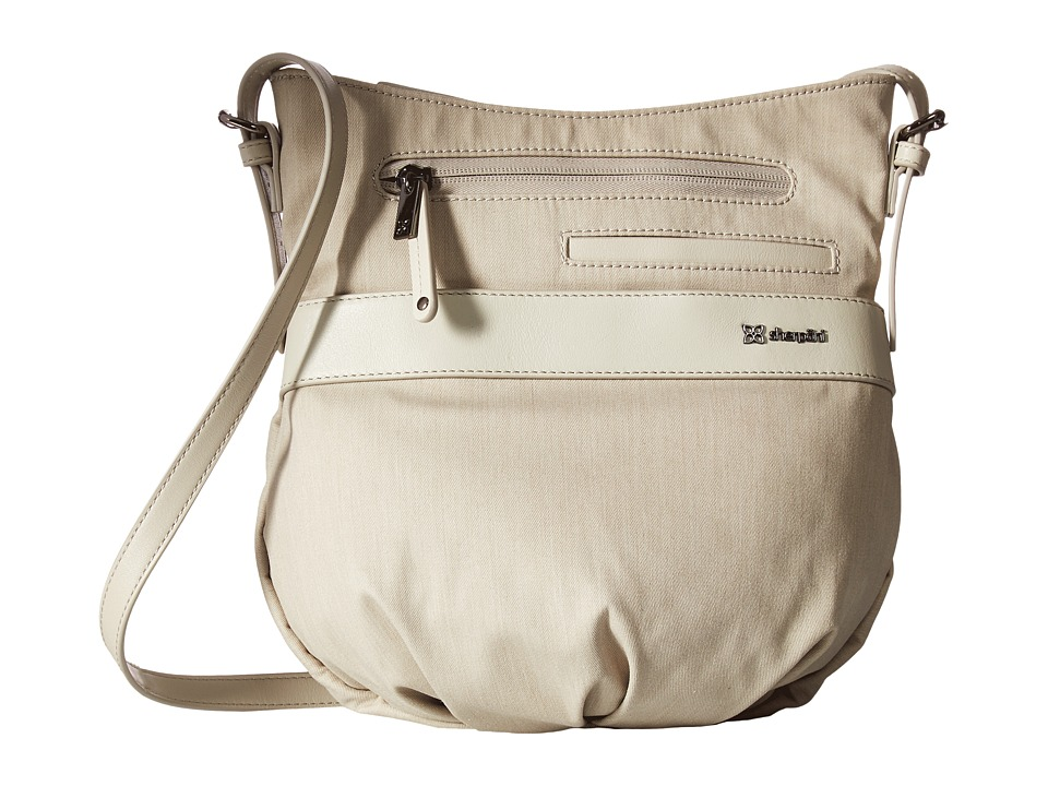 Sherpani - Oslo (Bone) Cross Body Handbags