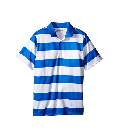 Nike Kids Bold Stripe Polo (Li...