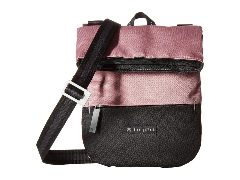 Sherpani - Pica (Mauve) Cross Body Handbags