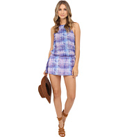Show Me Your Mumu - Hammock Halter Scrunch Dress