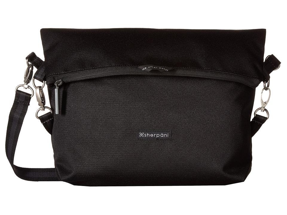 Sherpani - Vale (Raven) Cross Body Handbags