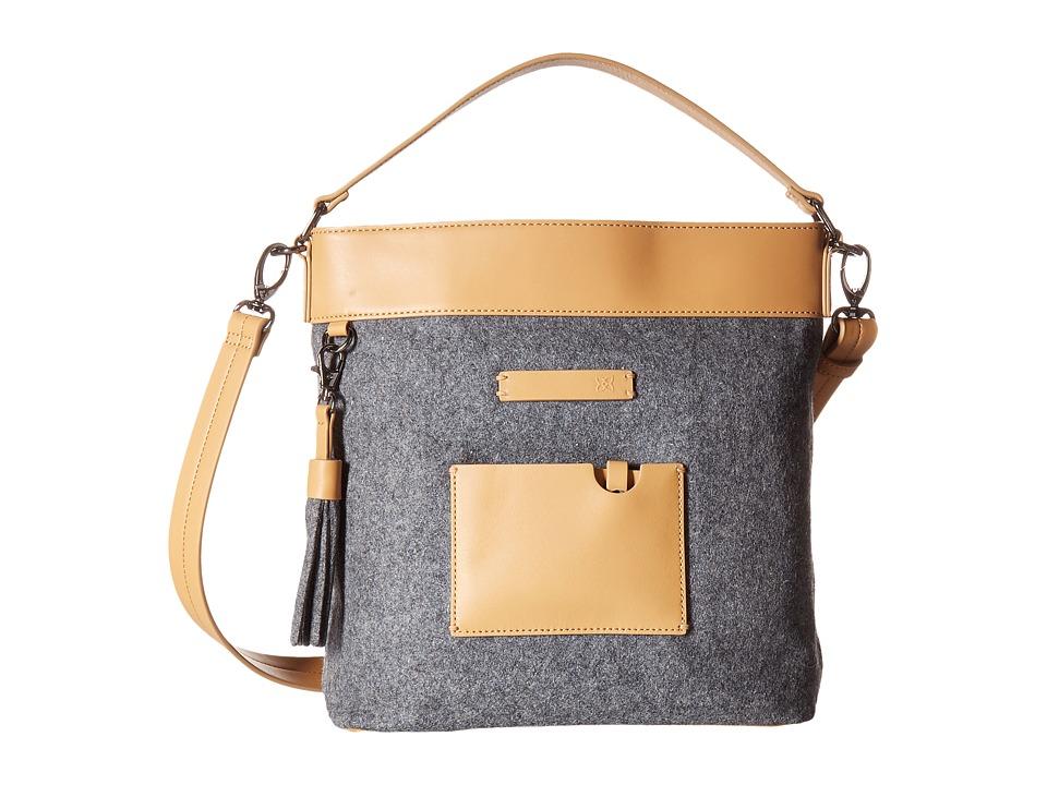 Sherpani - Boheme (Chai) Cross Body Handbags