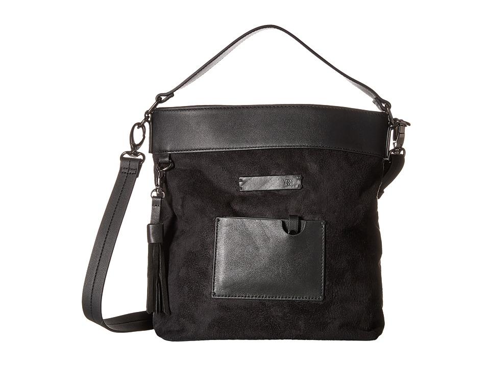 Sherpani - Boheme (Onyx) Cross Body Handbags