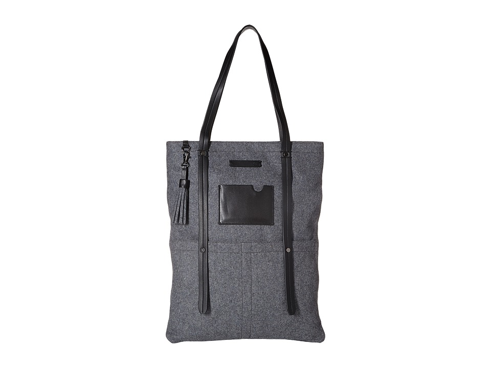 Sherpani - Hadley (Slate) Tote Handbags