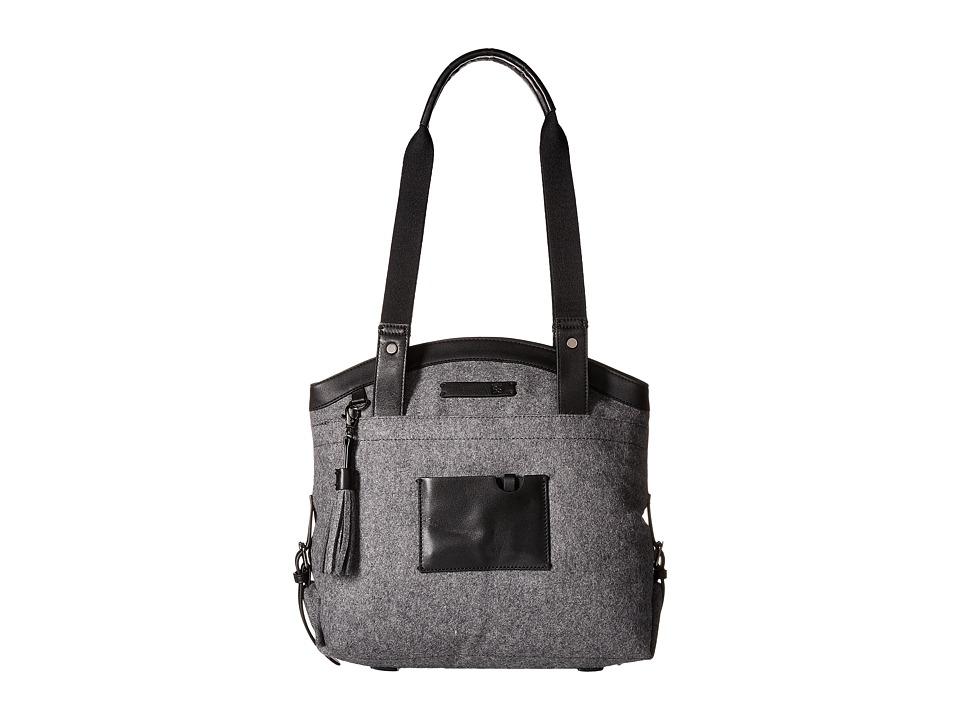 Sherpani - Laurel (Slate) Shoulder Handbags
