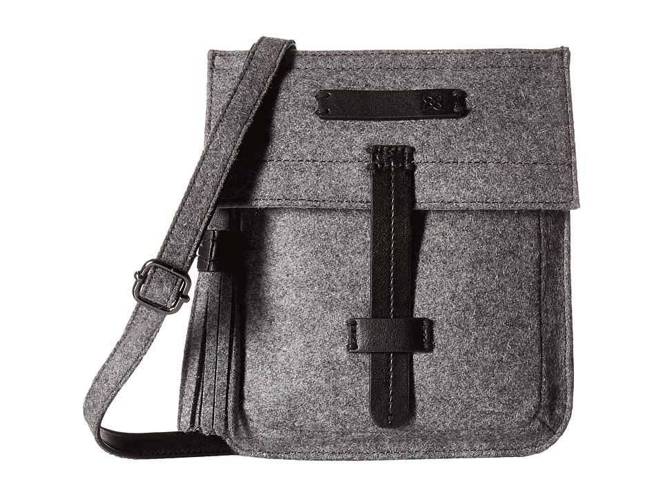 Sherpani - Piper (Slate) Cross Body Handbags