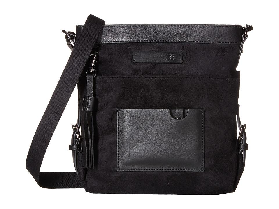 Sherpani - Luna (Onyx) Satchel Handbags
