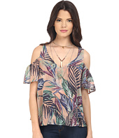 Show Me Your Mumu - Hazel Ruffle Top