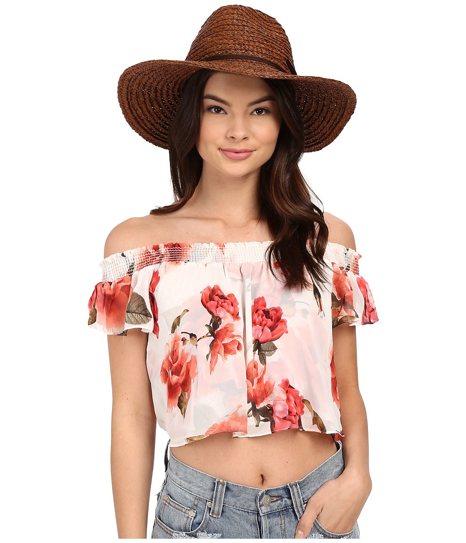 Show Me Your Mumu Tamale Top Romuntic Rose Womens Blouse