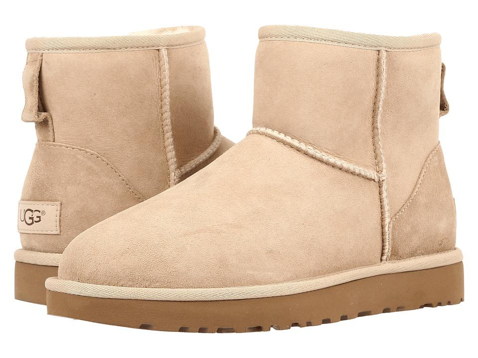 Ugg Classic Mini II (Sand) Women's Boots
