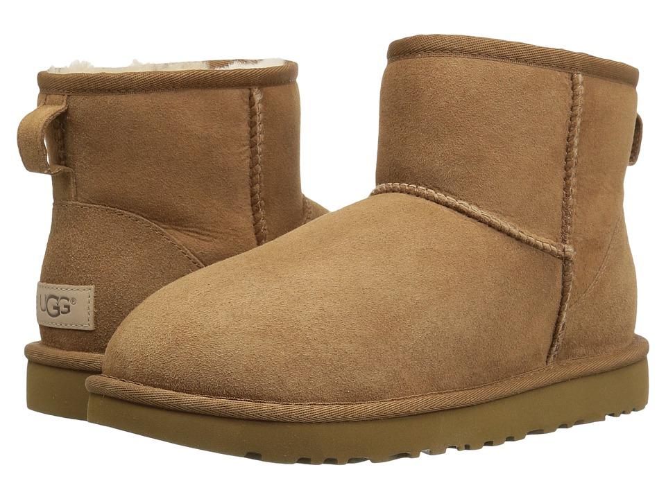 Ugg Classic Mini II (Chestnut) Women's Boots