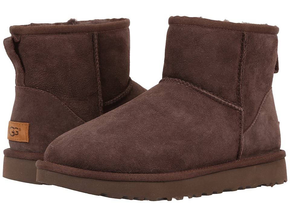 Ugg Classic Mini II (Chocolate) Women's Boots